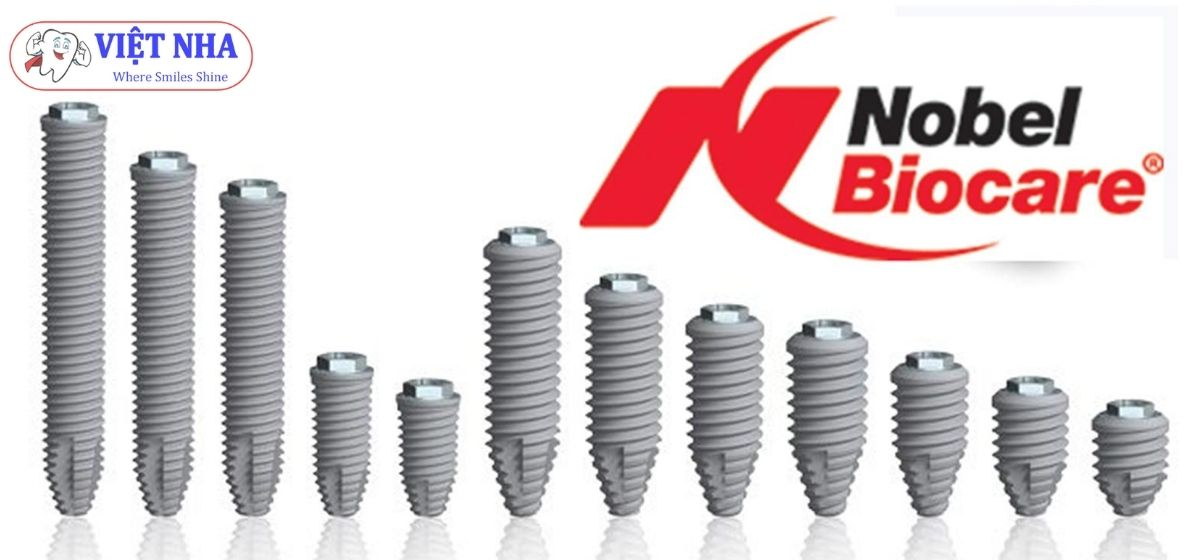 Các loại Implant phổ biến